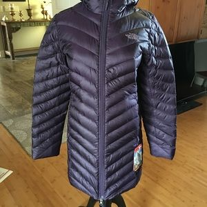 16f1ed9c4590 The North Face Jackets   Coats - Women s The North Face Trevail parka